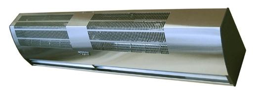 Электрическая тепловая завеса  9 кВт Тропик T110E20 Techno