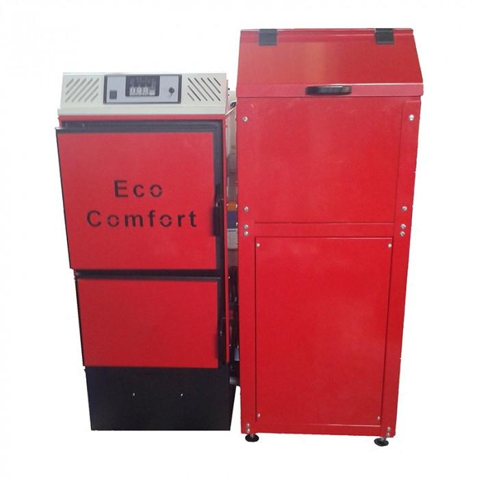 Твердотопливный котел 18 кВт ACV ECO COMFORT 35