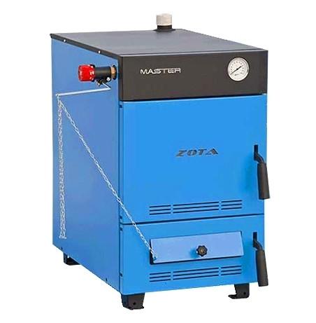 Твердотопливный котел 20 кВт Zota MASTER-20 (без плиты)