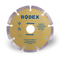 Диск по бетону родекс кнр 150