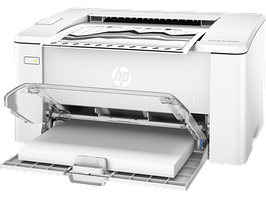 Принтер HP Europe LaserJet Pro M102w /A4  600x600 dpi 22 ppm 128 Mb  USB/WiFI / Tray 150 +10 / Cycle 10 000 p