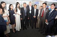 Участие в выставке Bishkek Build 2012
