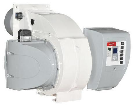 "Двухтопливная горелка ELCO EK-EVO 6.2400 GL-E KN, до 2230 кВт, (дизель/газ + газовая рампа 1""1/2), фото 2"