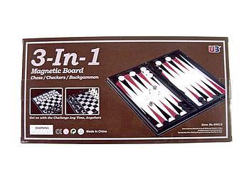 Шахматы 3в1