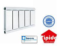 Радиатор алюминиевый Tipido 200/1| Купить в Алматы