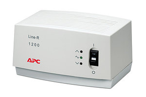 APC LINE-R 1200VA AUTOMATIC VOLTAGE REGULATOR, 230V, EMEA