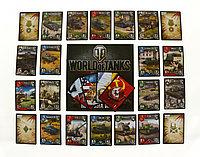Настольная игра HOBBY WORLD World of Tanks (Rush)