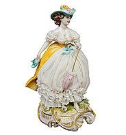 Статуэтка Девушка в шляпке., фото 1