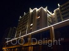 Освещение и подсветка зданий в проектировании и проектах домов