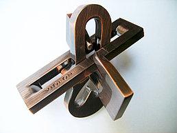Cast Puzzle Головоломка Violin (сложность 3/6)
