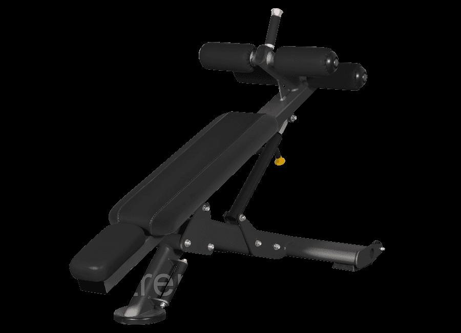 Регулируемая скамьядля пресса Spirit Fitness AFB127
