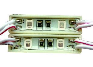 MINI модуль (2835) залитые 0.36W (Белый)