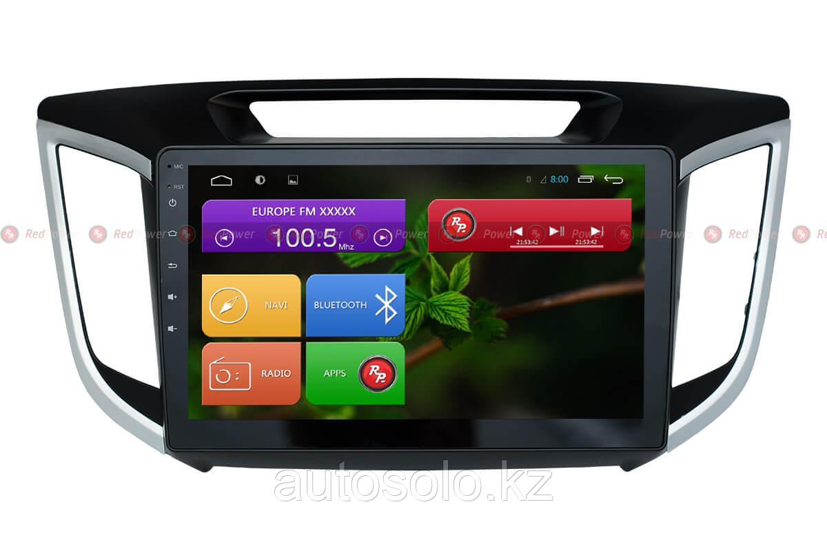 Магнитола для Hyundai Creta Redpower Android
