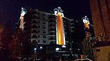 Освещение фасадов зданий, фото 2