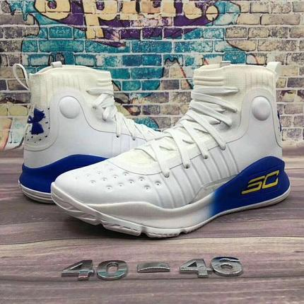 Баскетбольные кроссовки Under Armour Curry four IV ( 4 ) from Stephen Curry , фото 2