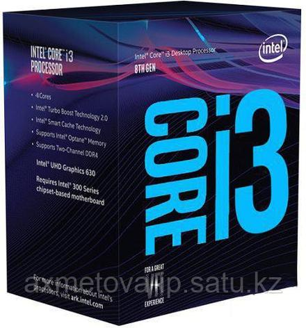 CPU Intel Core i3 8350К 4,00 GHz 8Mb 4/4 Core Coffe Lake Tray 91W FCLGA1151                  , фото 2