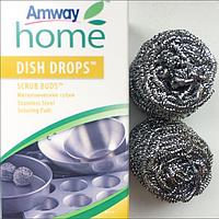 Металлические губки DISH DROPS™ SCRUB BUDS™, фото 1