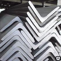 Уголок стальной 125*125*8 мм сталь 3сп
