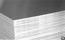 Лист нержавеющий 0.5х1250x2500 AISI 201 матовый