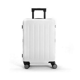 """Чемодан, Xioami, Mi Trolley 90 Points Suitcase 20"""" XNA4002RT, 5 вместительных отделений, Изностостой"""