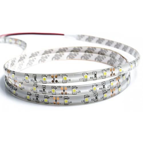 Не влагозащищенная светодиодная лента 2835 A, 60 Д/М (IP33), Цвет - Белый