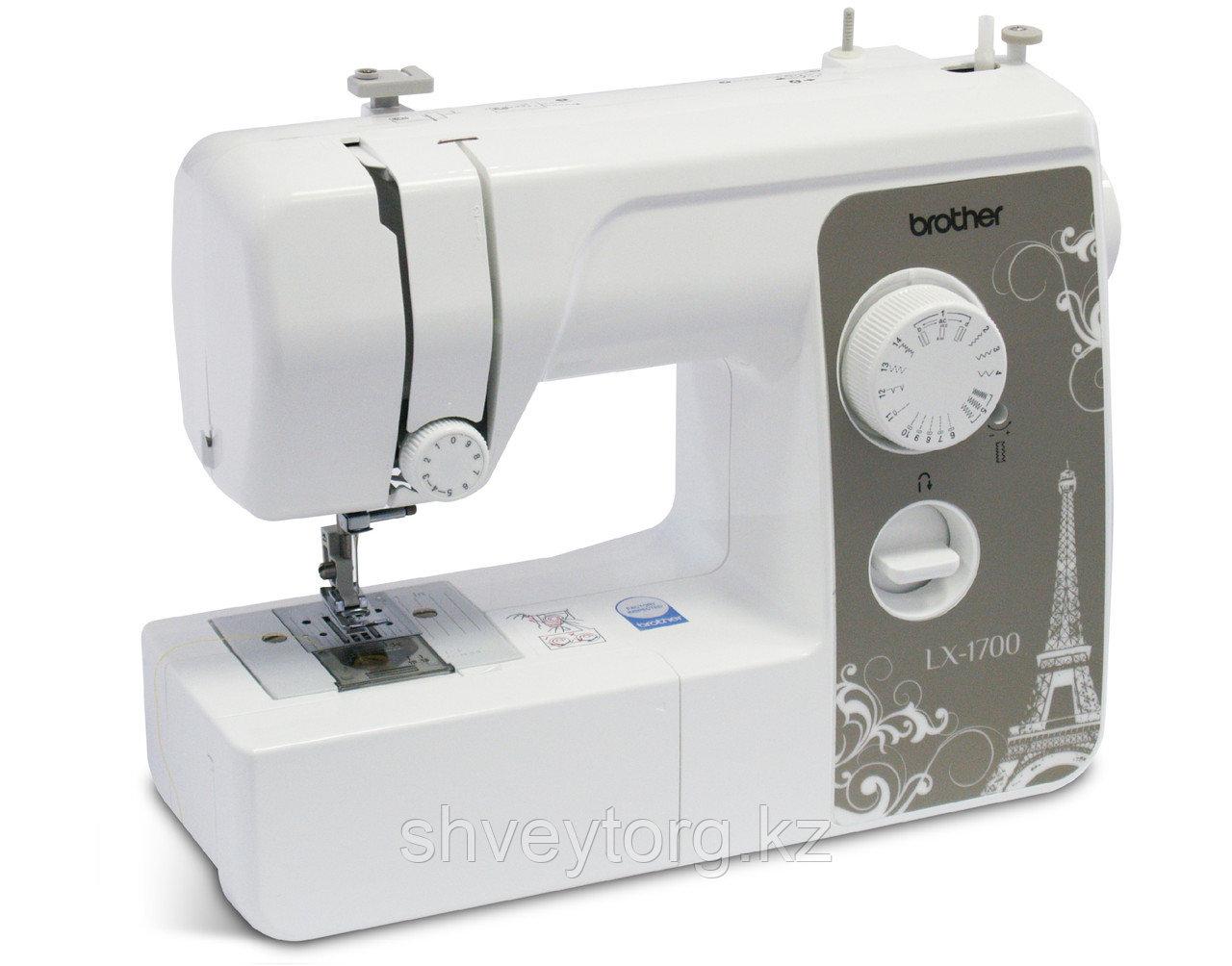 Бытовая швейная машинка Brother  LX-1700
