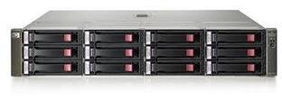 Storage HP Enterprise/P2000 G3 AP838B up to 576TB
