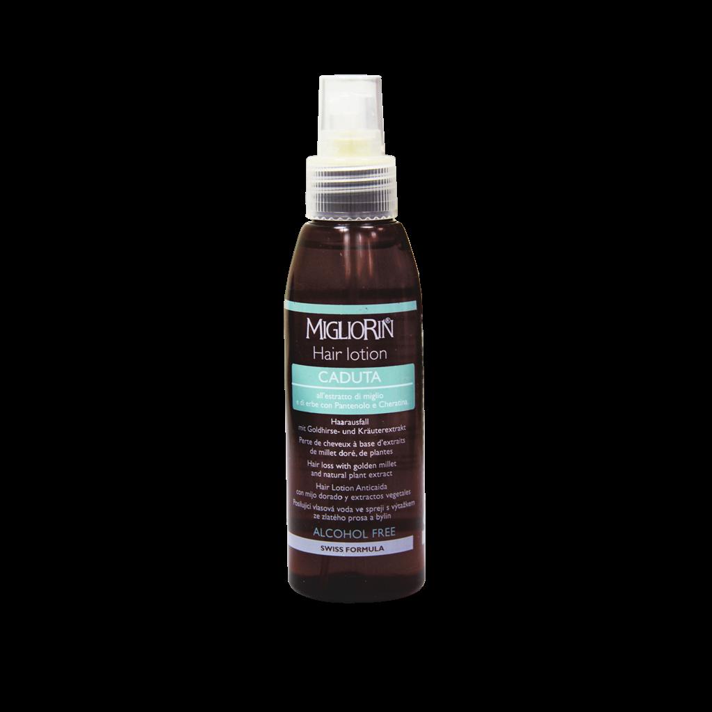 Лосьон-спрей против выпадения волос (без спирта,