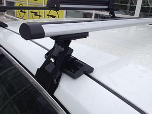 Багажник D-1 на гладкую крышу АЭРО 130 см