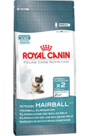 Intense Hairball 34 Royal Canin корм для домашних длинношерстных кошек, от 1 года до 7 лет, 0,400 кг