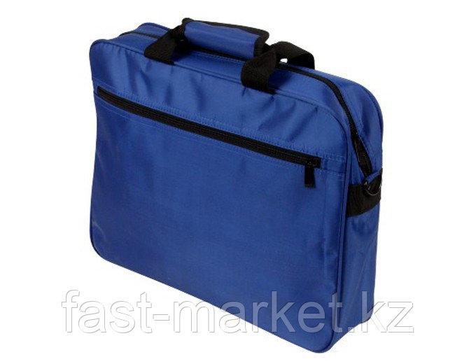 Конференц-сумка синяя