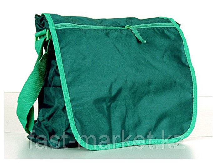 Конференц-сумка зеленая