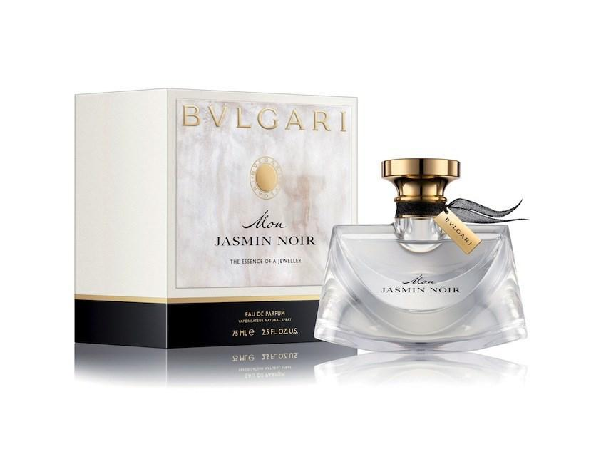 Bvlgari Mon Jasmin Noir The Essence Of A Jeweller Мини 5 ml (edp)