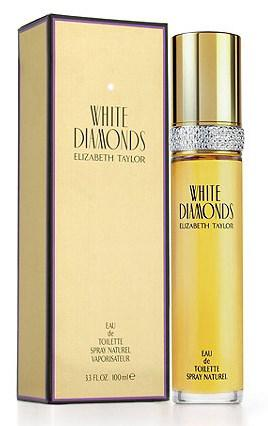 Elizabeth Taylor White Diamonds 100 ml (edt)
