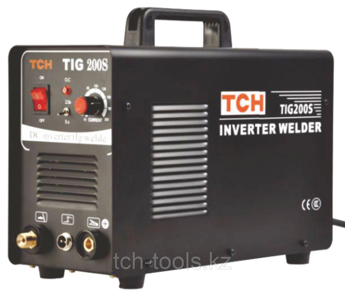 Сварочный инвертор TIG200S