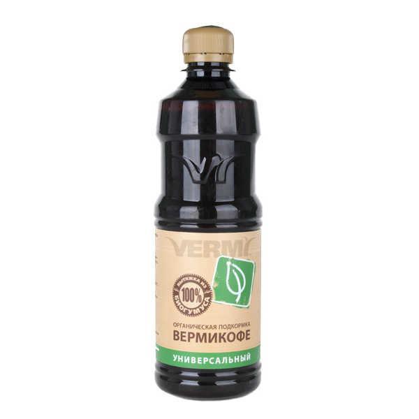Подкормка органическая Вермикофе универсальный (1 л)