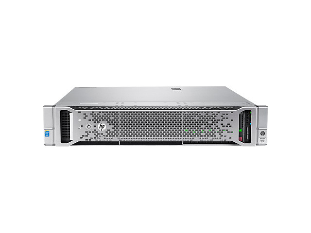 Сервер HP Enterprise DL380 Gen9  2U/1 x Xeon  E5-2620v4/16 Gb/3 x 300Gb/DVD+/-RW /1 х 500W