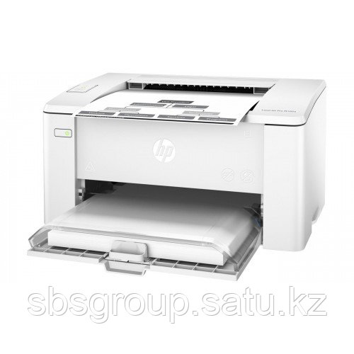 HP C3Q34A LaserJet Pro M102a Printer, 600 dpi, 22 ppm, 128 MB, 600 MHz,150 pages tray, USB, Duty cycle-10000p,