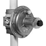 Предохранительный сбросной клапан (ПСК) Тип: FRSBV