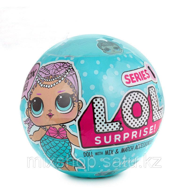 LOL Кукла-сюрприз в шарике