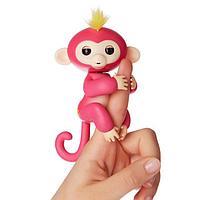 Интерактивная игрушка обезьяна Fingerlings Monkey (реплика/фейк)