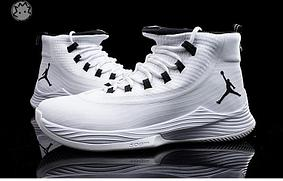 Баскетбольные кроссовки Nike Air Jordan Ultra.fly II (2) from Jimmy Butler white