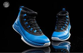 Баскетбольные кроссовки Nike Air Jordan Ultra.fly II (2) from Jimmy Butler Blue, фото 2