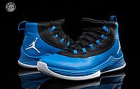 Баскетбольные кроссовки Nike Air Jordan Ultra.fly II (2) from Jimmy Butler Blue
