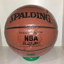 Баскетбольный мяч Spalding 7, фото 2