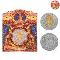 Коллекционная монета 'Граф Ван Де Гав' (комплект из 6 шт.)