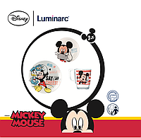 Набор Luminarc Disney Party Mickey 3 пр., фото 1