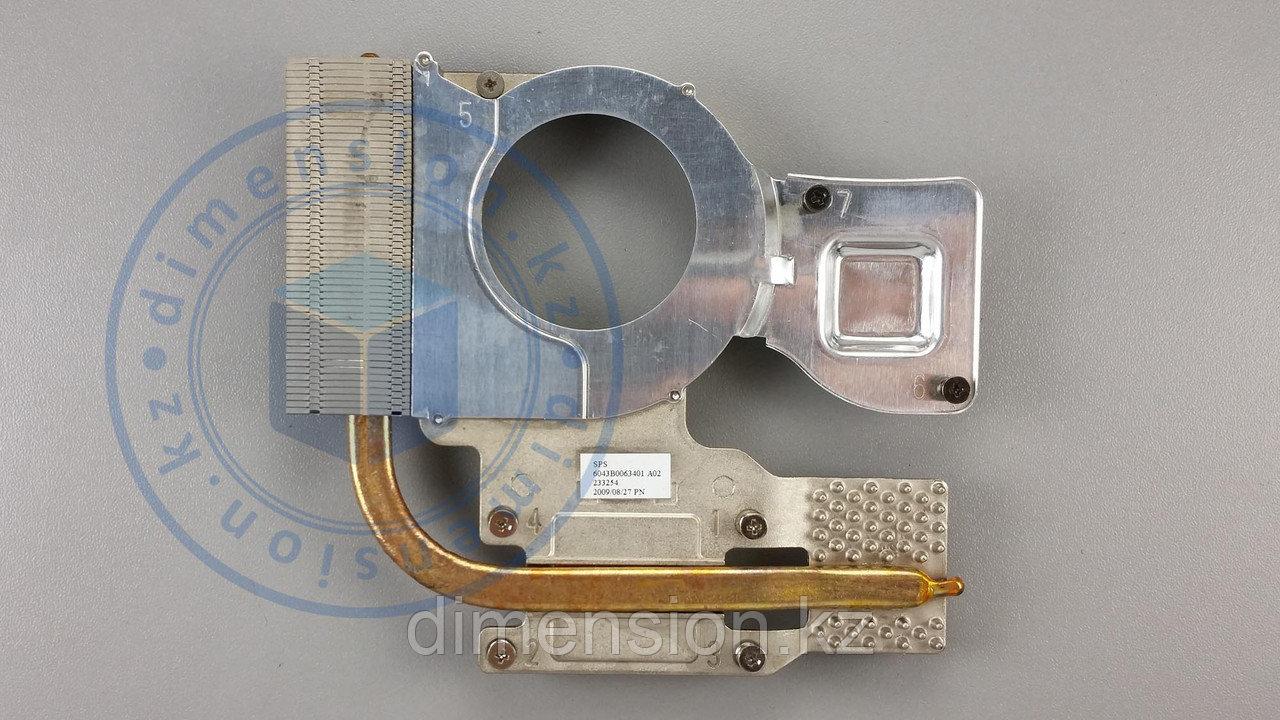 Радиатор, термотрубка HP Probook 4510s