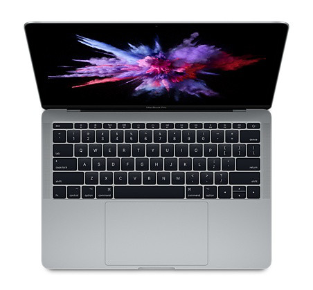 MacBook Pro MPXQ2, 13-inch MacBook Pro: 2.3 GHz dual core i5, 128 GB, Space Gray