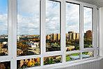 Для чего осуществляется установка пластиковых окон на балконе?Какие существуют виды оконных конструкций?